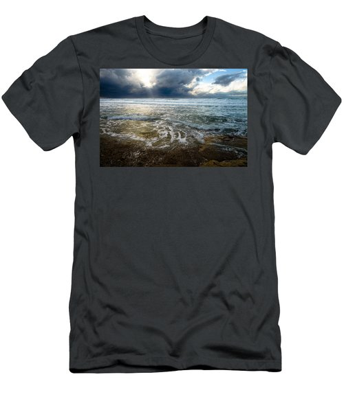 Storm Warning Men's T-Shirt (Athletic Fit)