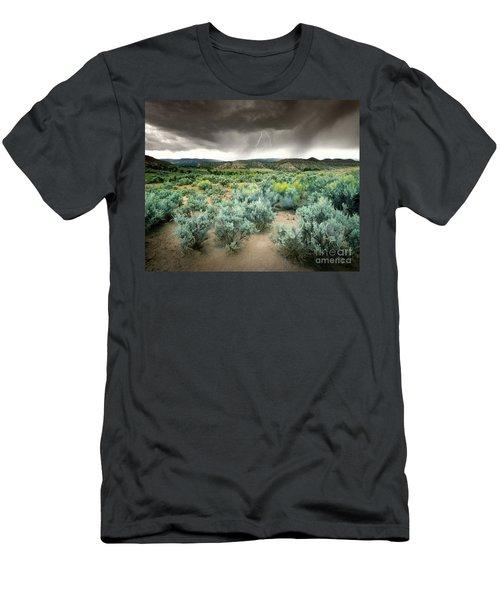 Storms Never Last Men's T-Shirt (Athletic Fit)