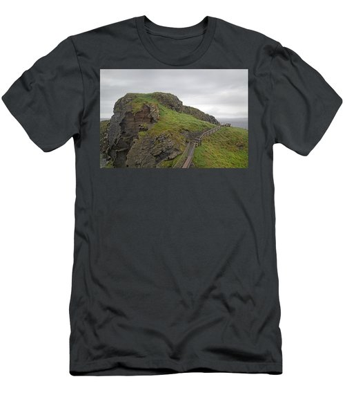 Stormy Day Ireland Men's T-Shirt (Athletic Fit)