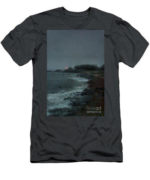 Stormy Seas Men's T-Shirt (Athletic Fit)