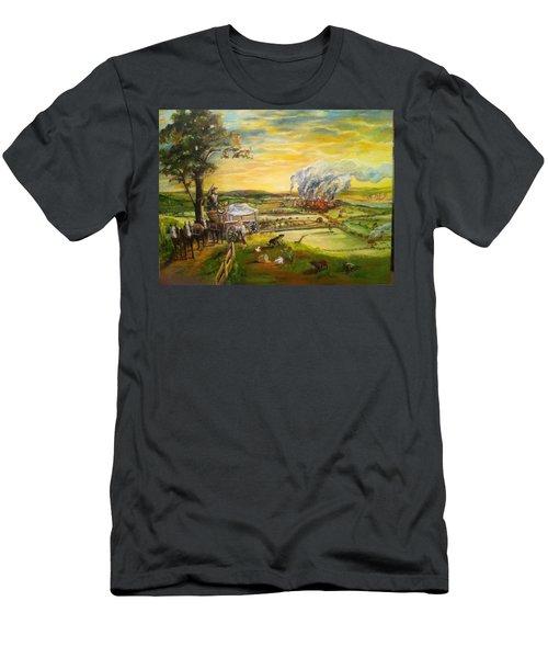 Story2 Men's T-Shirt (Athletic Fit)