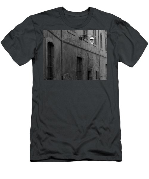 Street Lamp Men's T-Shirt (Athletic Fit)