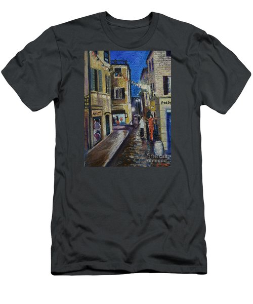 Street View Provence 2 Men's T-Shirt (Athletic Fit)