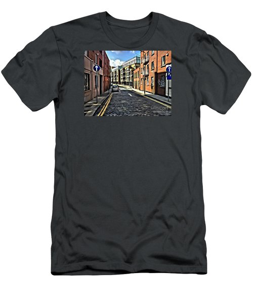 Streets Of Ireland Men's T-Shirt (Athletic Fit)