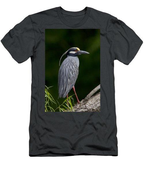 Strike A Pose Men's T-Shirt (Athletic Fit)