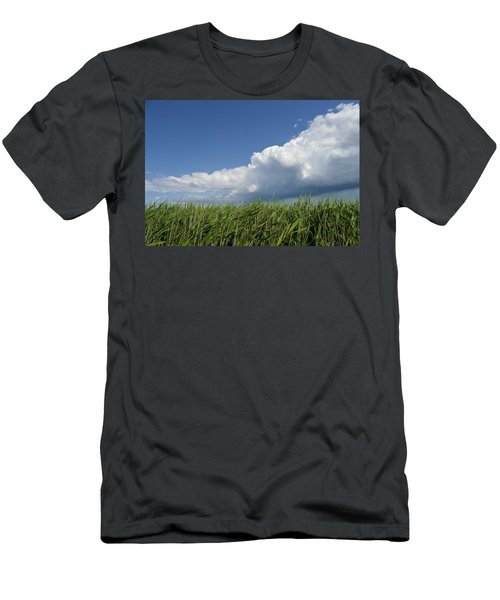 Suffolk Skies Men's T-Shirt (Athletic Fit)