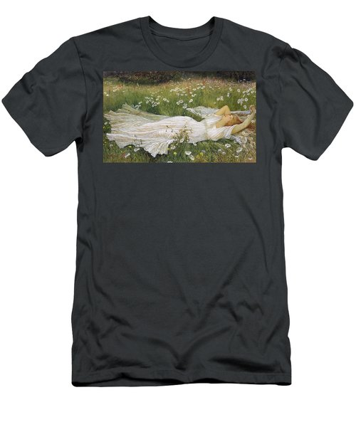 Summer, 1895 Men's T-Shirt (Athletic Fit)