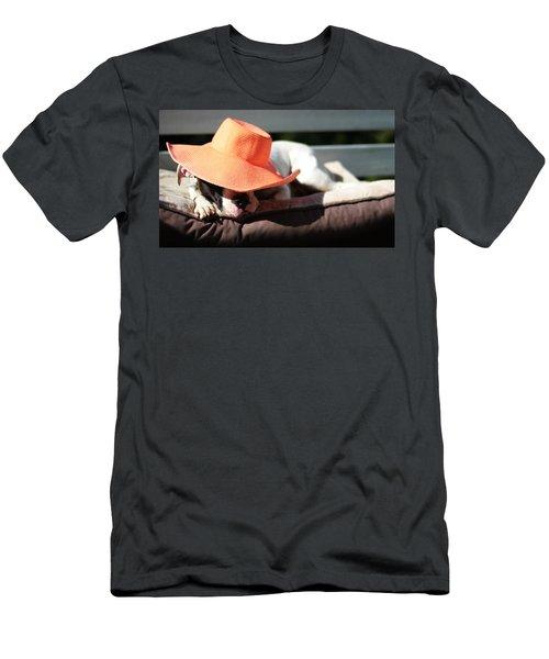 Summer Siesta Men's T-Shirt (Athletic Fit)