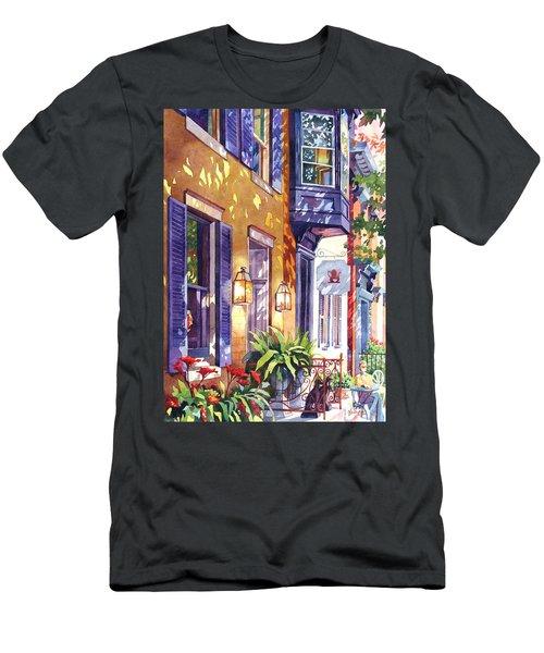 Summer Tea Men's T-Shirt (Athletic Fit)