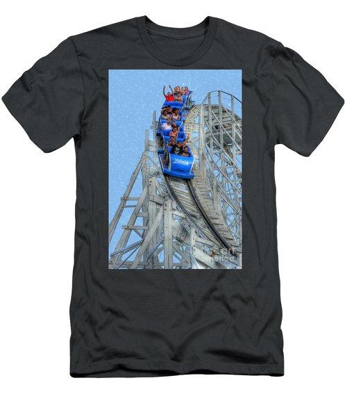 Summer Time Thriller Men's T-Shirt (Athletic Fit)