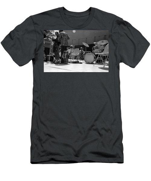 Sun Ra Arkestra Uc Davis Quad 2 Men's T-Shirt (Athletic Fit)