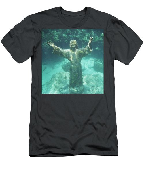 Sunken Savior Men's T-Shirt (Athletic Fit)