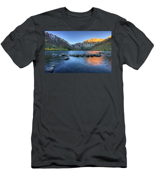 Sunrise At Convict Lake Men's T-Shirt (Athletic Fit)