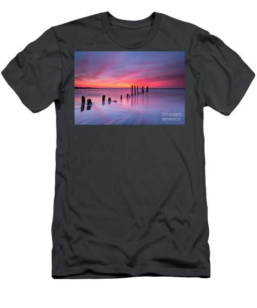 Sunrise At Deal Nj Men's T-Shirt (Athletic Fit)