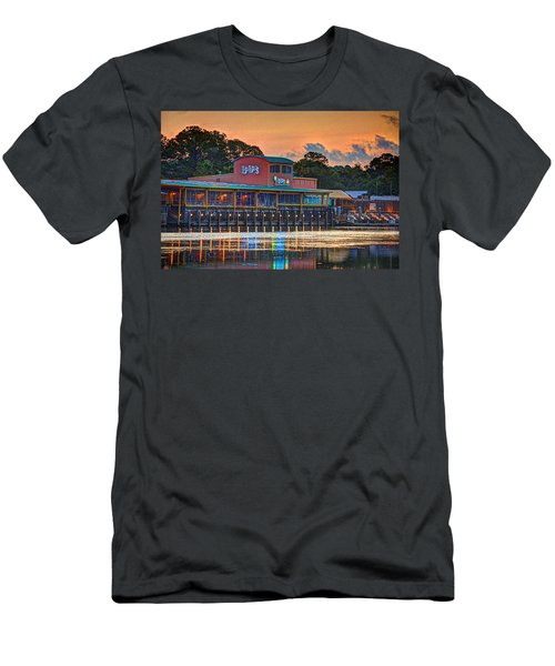 Sunrise At Lulu's Men's T-Shirt (Athletic Fit)