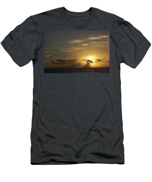 Sunrise Men's T-Shirt (Slim Fit)