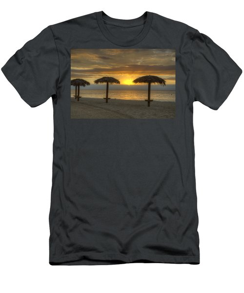 Sunrise Glory Men's T-Shirt (Athletic Fit)