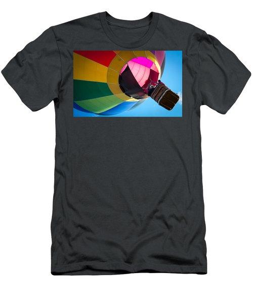 Sunrise Launch Men's T-Shirt (Athletic Fit)