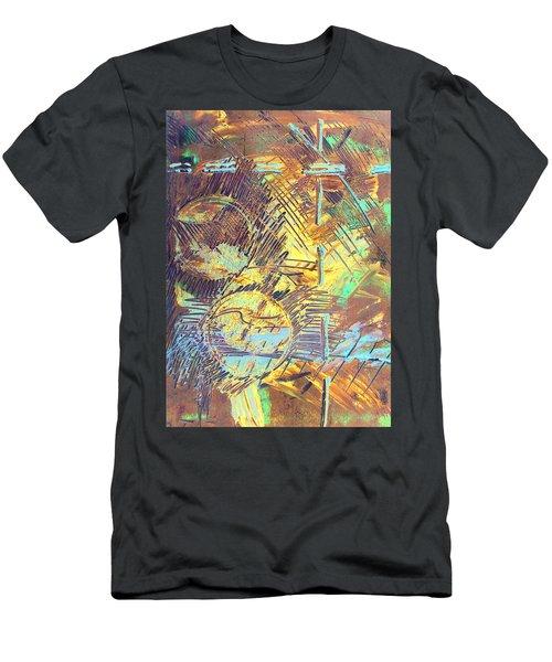 Sunrise One Men's T-Shirt (Athletic Fit)