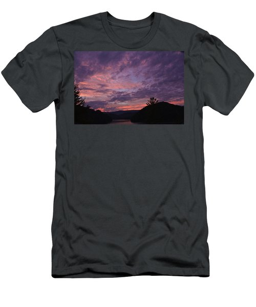 Sunset 2013 Men's T-Shirt (Slim Fit) by Tom Culver