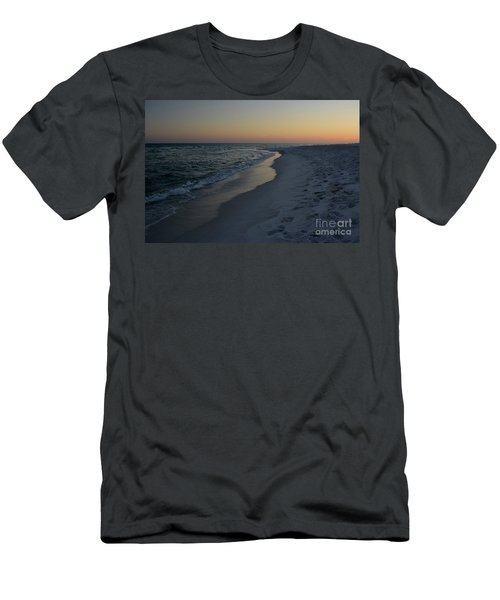 Sunset Navarre Beach Men's T-Shirt (Athletic Fit)