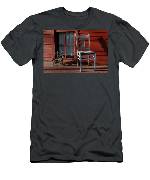 Home Just Fits Men's T-Shirt (Athletic Fit)