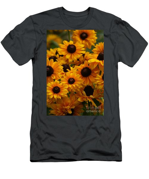 Sunshine On A Stem Men's T-Shirt (Athletic Fit)