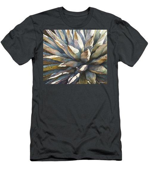 Sunstruck Yucca Men's T-Shirt (Athletic Fit)