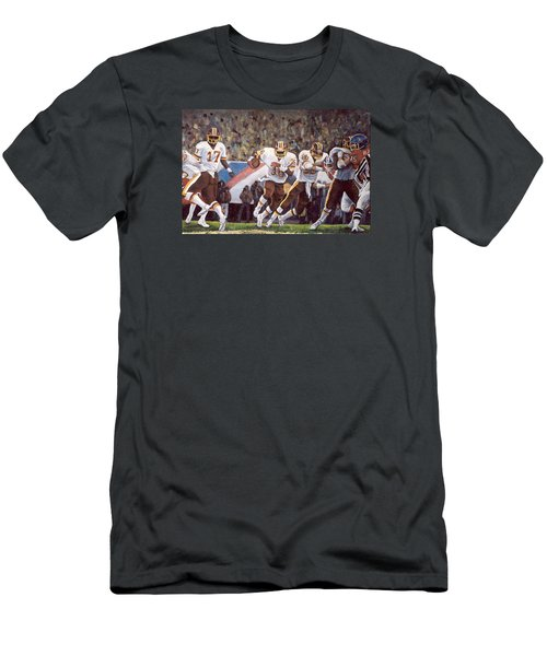 Superbowl Xii Men's T-Shirt (Athletic Fit)