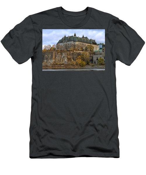 Supreme Court Men's T-Shirt (Athletic Fit)