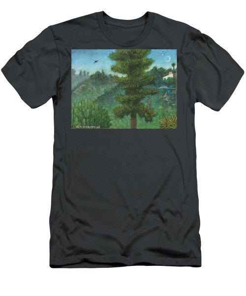 Susan's View Men's T-Shirt (Athletic Fit)