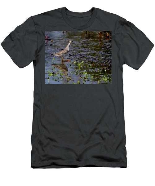 Swamp Strutting Men's T-Shirt (Athletic Fit)