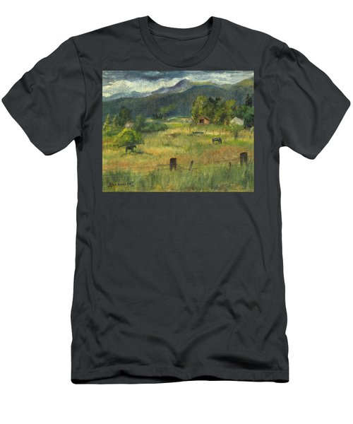 Swan Valley Residents Men's T-Shirt (Athletic Fit)
