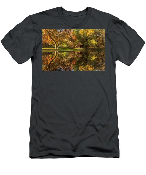 Sycamore Reflections Men's T-Shirt (Athletic Fit)