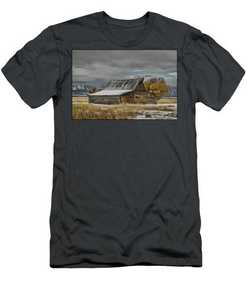 T. A. Moulton's Barn Men's T-Shirt (Athletic Fit)