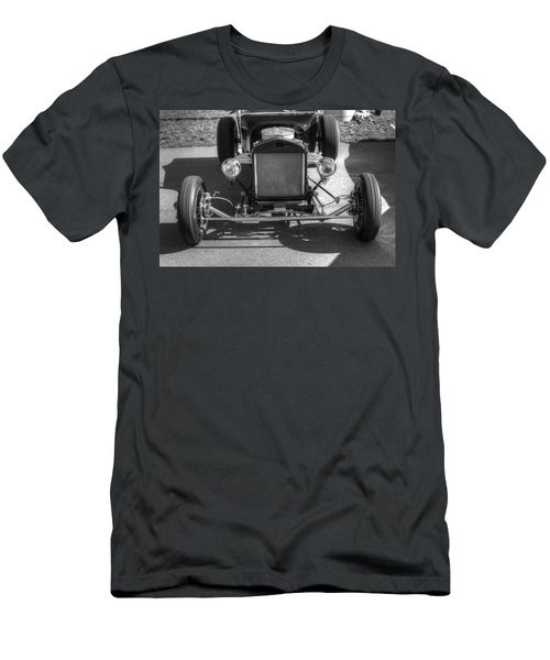 Men's T-Shirt (Athletic Fit) featuring the photograph T-bucket by Michael Colgate