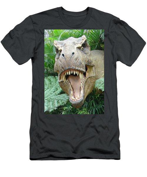 T-rex Men's T-Shirt (Athletic Fit)