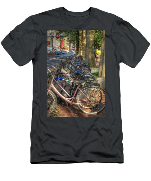 Taiwan Bikes Men's T-Shirt (Athletic Fit)