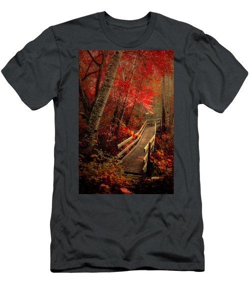 Take Shelter Men's T-Shirt (Athletic Fit)