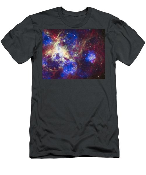 Tarantula Nebula Men's T-Shirt (Athletic Fit)