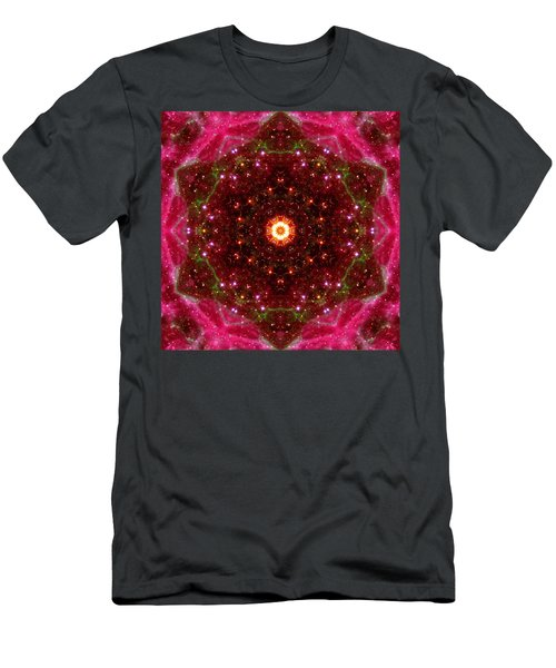 Tarantula Nebula IIi Men's T-Shirt (Athletic Fit)