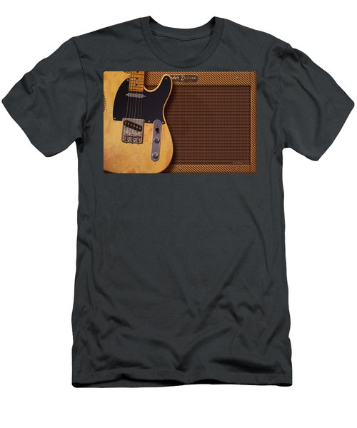 Telecaster Deluxe Men's T-Shirt (Athletic Fit)