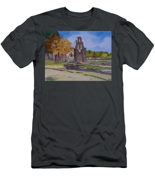 Texas Mission Men's T-Shirt (Athletic Fit)
