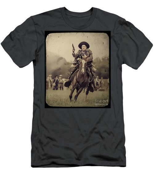 Texican Cavalry Men's T-Shirt (Athletic Fit)
