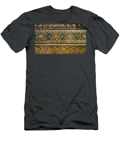 Thai Kings Grand Palace Men's T-Shirt (Athletic Fit)