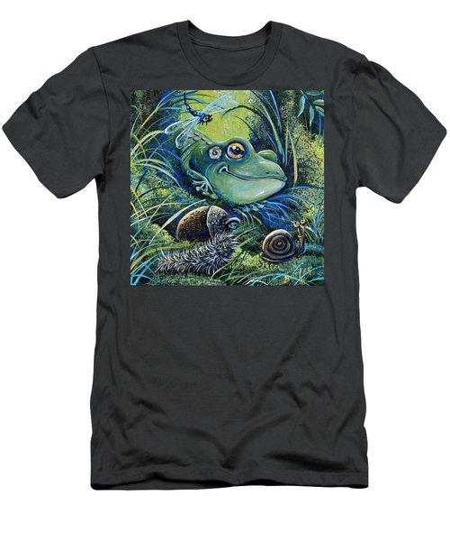 The Acorn Men's T-Shirt (Athletic Fit)