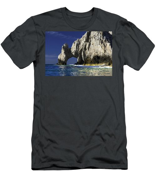 The Arch Cabo San Lucas Men's T-Shirt (Athletic Fit)