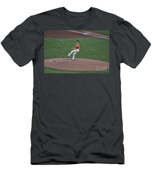 The Big Pitcher Men's T-Shirt (Athletic Fit)