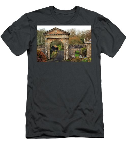 The Bishop's Gate Men's T-Shirt (Athletic Fit)