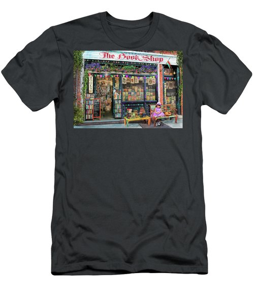 The Bookshop Kids Variant 1 Men's T-Shirt (Athletic Fit)